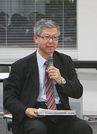 田村新吾氏